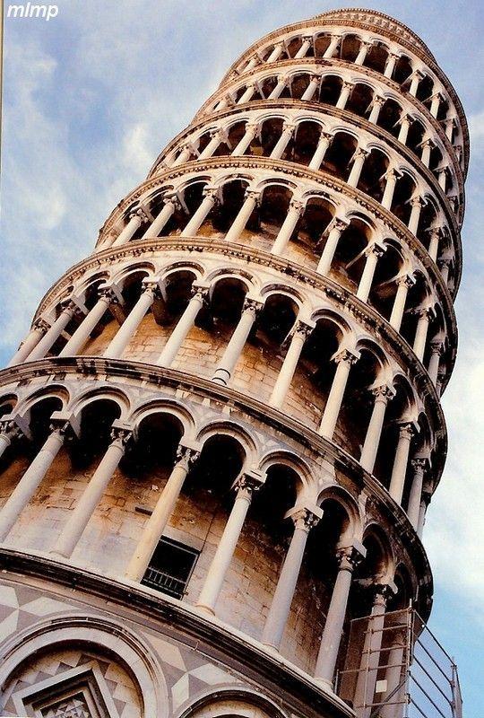 La tour de pise l - Inclinaison de la tour de pise ...